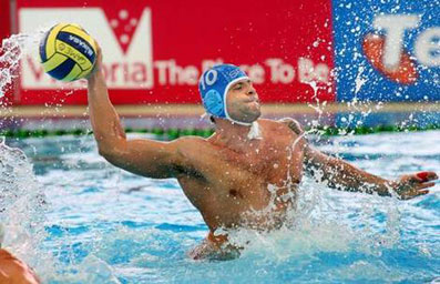 parier water polo
